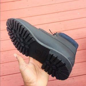Timberland Shoes - Timberland Prem 6-Inch Waterproof Bt Black A1VGAFD